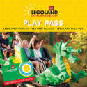 LEGOLAND California Unlimited Admission Pass for $96