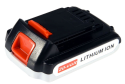 20V Replacement Battery for Black + Decker for $15 + free shipping w/ Prime