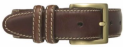 Jos. A. Bank Men's Contrast Stitch Belt for $15 + pickup at Jos. A. Bank