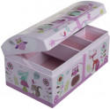 Dome Jewelry Box with Mirror for $10 + free shipping