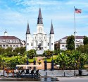 3-Hour New Orleans City & Cemetery Tour for $69 for 2