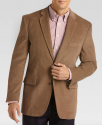 Joseph & Feiss Taupe Corduroy Sport Coat for $70 + free shipping