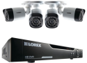 Lorex 4-Channel 1TB HD DVR w/ 4 720p Cameras for $290 + free shipping