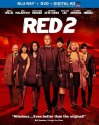 Red 2 on Blu-ray / DVD / Digital HD for $6 + free shipping w/ Prime