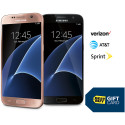 $250 Best Buy GC with Select Galaxy S7 Phones: free w/ activation + free shipping