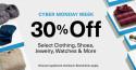 Amazon Fashion Cyber Monday Savings: Extra 30% off + free shipping w/ Prime