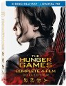 The Hunger Games Collection on Blu-ray for $20 + pickup at Walmart