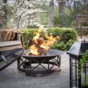 """Fire Sense 30"""" Portsmouth Fire Pit for $85 + free shipping"""