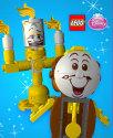Upcoming: LEGO Disney Princess Builds for free
