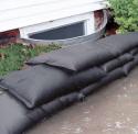 Quick Dam Sandless Flood Sandbags 120-Pack for $408 + free shipping
