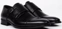 Signature Men's Monk Strap Dress Shoes for $30 + $4 s&h