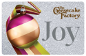 Cheesecake Factory 2 free slices w/ $25 GC + free shipping