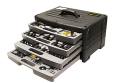 Worker 105-Piece Tool Kit w/ 4-Drawer Box for $50 + $5 s&h