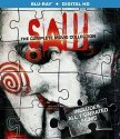 Saw: The Complete Movie Collection on Blu-ray for $10 + free shipping w/ Prime