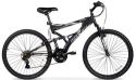 "Hyper Men's 26"" Dual-Suspension Mountain Bike for $119 + free shipping"