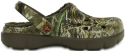 Crocs Unisex Dasher Realtree Max-5 Clogs for $22 + free shipping w/ $25