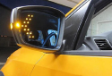 14-LED Arrow Mirror Turn Signal Light for $1 + free shipping