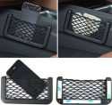 Car Seat Side Storage Net for $1 + free shipping