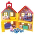 Peppa Pig Peppa's Deluxe House Play Set for $20 w/ Prime + free shipping