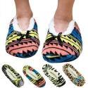 Nicole Miller Women's Slipper Socks for $5 + free shipping