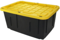 HDX 27-Gallon Storage Tote for $9 + pickup at Home Depot
