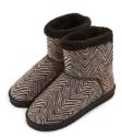 Vera Bradley Women's Cozy Booties for $10 + free shipping