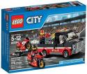 LEGO City Great Vehicles Bike Transporter for $16 + pickup at Walmart