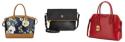Designer Handbags at Macy's: Extra 25% off + free s&h w/beauty item