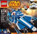 LEGO Star Wars Anakin's Jedi Starfighter: $34 + pickup at Walmart