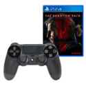 DualShock 4 Controller w/ MGSV:TPP for PS4 for $60 + free shipping