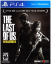 The Last of Us Remastered for PS4 for $10