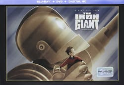 Iron Giant: Ultimate Collector's Ed. Blu-ray $30
