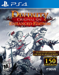 Divinity: Original Sin Enhanced Ed. for PS4 $16
