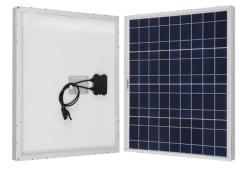 Renogy 50W Polycrystalline Solar Panel System $64