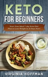 """Keto: For Beginners"" Kindle eBook for free"