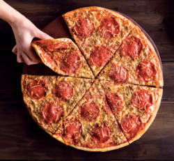 Papa Murphy's Extra Large New York Pizza $7