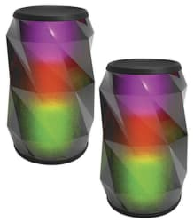 iHome Color-Changing Bluteooth Speakers for $33
