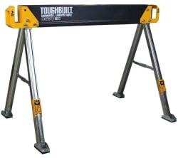 "Toughbuilt 42"" Folding Sawhorse for $30"