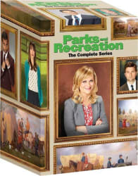 Parks and Recreation Complete Series on DVD $25