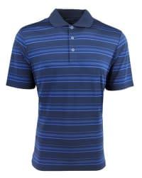 adidas Men's Puremotion Stripe Polo Shirt for $20