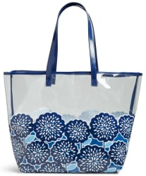 Vera Bradley Clearly Colorful Tote Bag for $17
