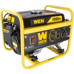 Wen 1,500W Portable Generator for $116