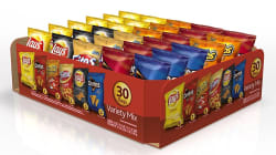 Frito Lay Classic Mix Variety 30-Pack for $8