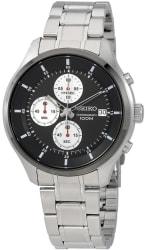Seiko Men's Neo Sports Chronograph Watch for $80