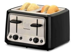 Toastmaster 4-Slice Cool Touch Toaster for $13