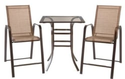 Outdoor Oasis Newberry 3pc Counter Set for $170