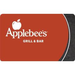 $50 Applebee's Gift Card for $40