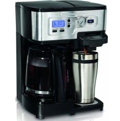 Refurb Hamilton Beach FlexBrew Coffee Maker $33