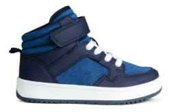 H&M Boys' High-Top Sneakers for $15