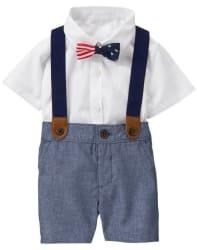 Gymboree Infant Boys' Americana Set for $13